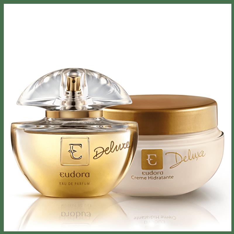 Kit Deluxe Eau de Parfum + Creme Hidratante Desodorante