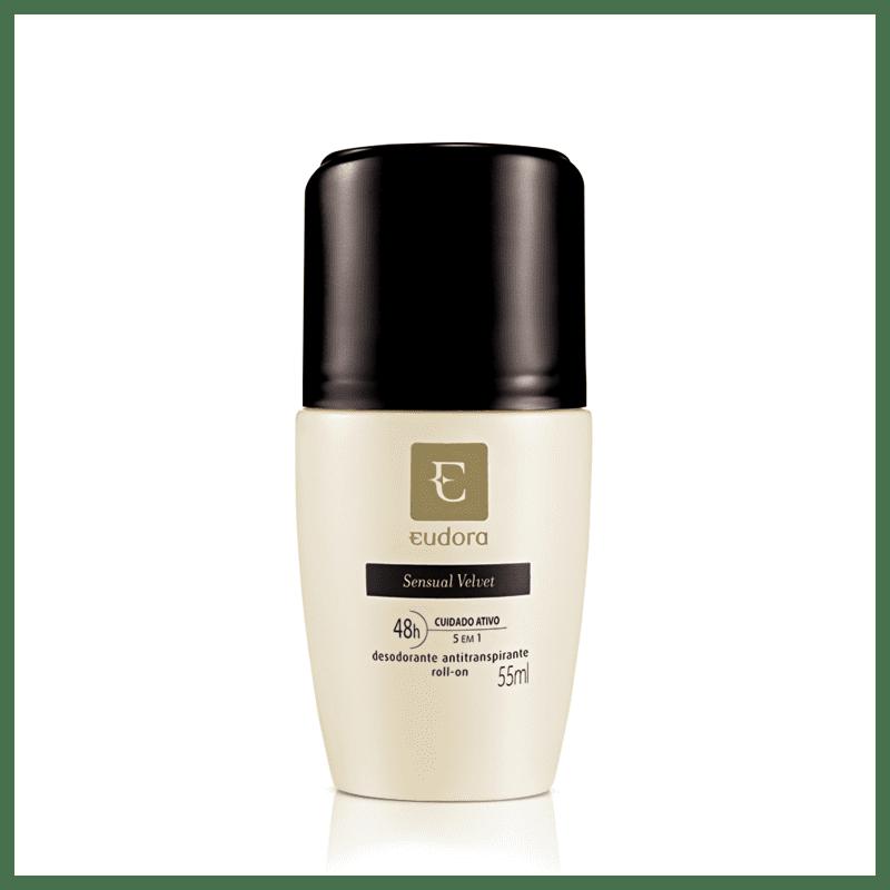 Desodorante Antitranspirante Roll-on Sensual Velvet 55ml