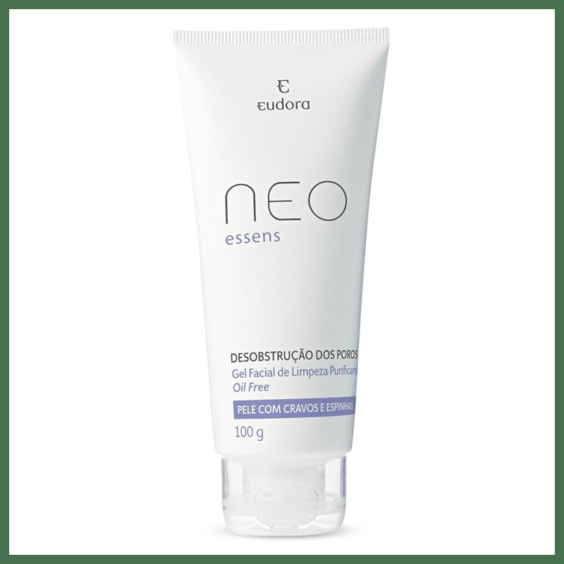 Gel de Limpeza Facial Purificante Neo Essens 100g