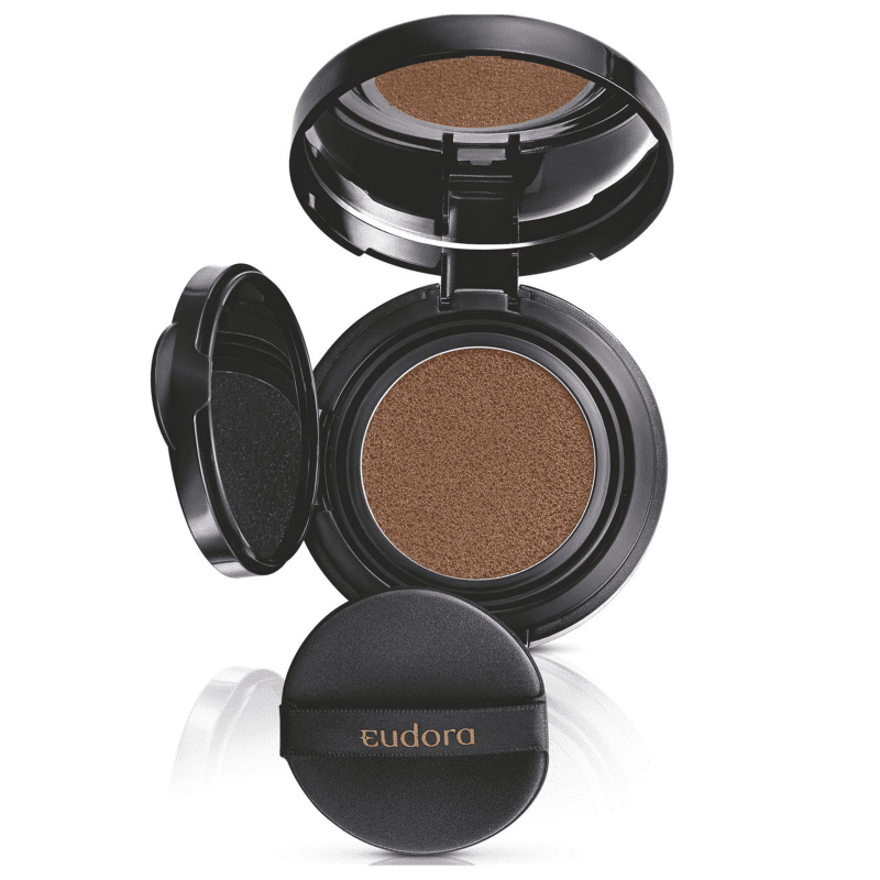 Base Cushion Skin Perfection FPS40 Bege Escuro 14g