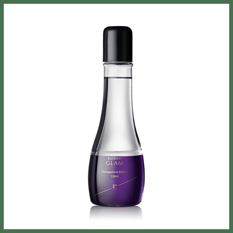 Eudora Glam Divine - Demaquilante Bifásico 120ml