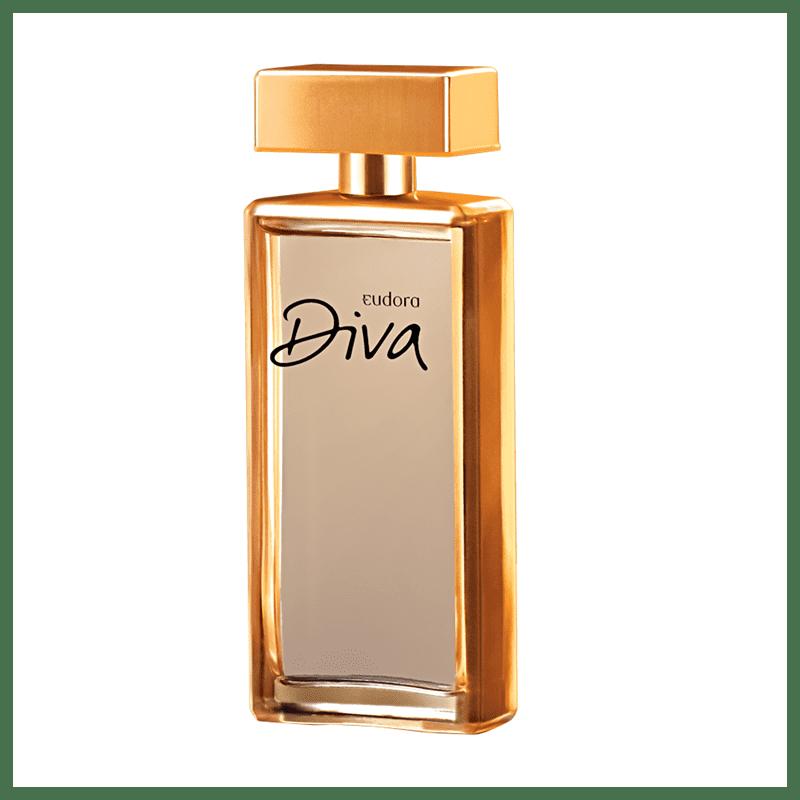 Eudora Diva Deo Colônia - Perfume Feminino 100ml