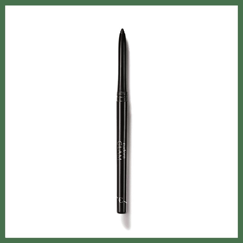 Lápis Retrátil para Olhos Glam Black 0,28g