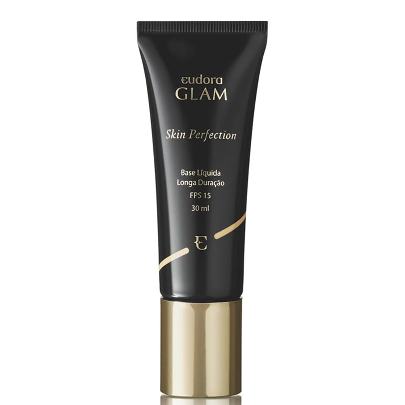 Base Líquida Glam Skin Perfection Bege Médio 2 30ml