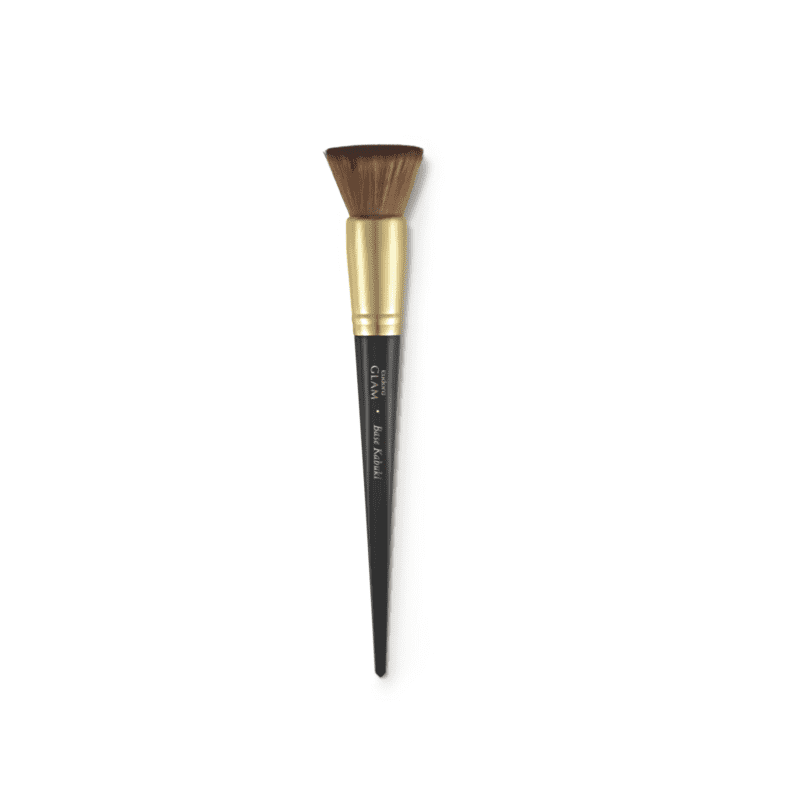 Eudora Glam Kabuki - Pincel Preto para Base 20,2cm