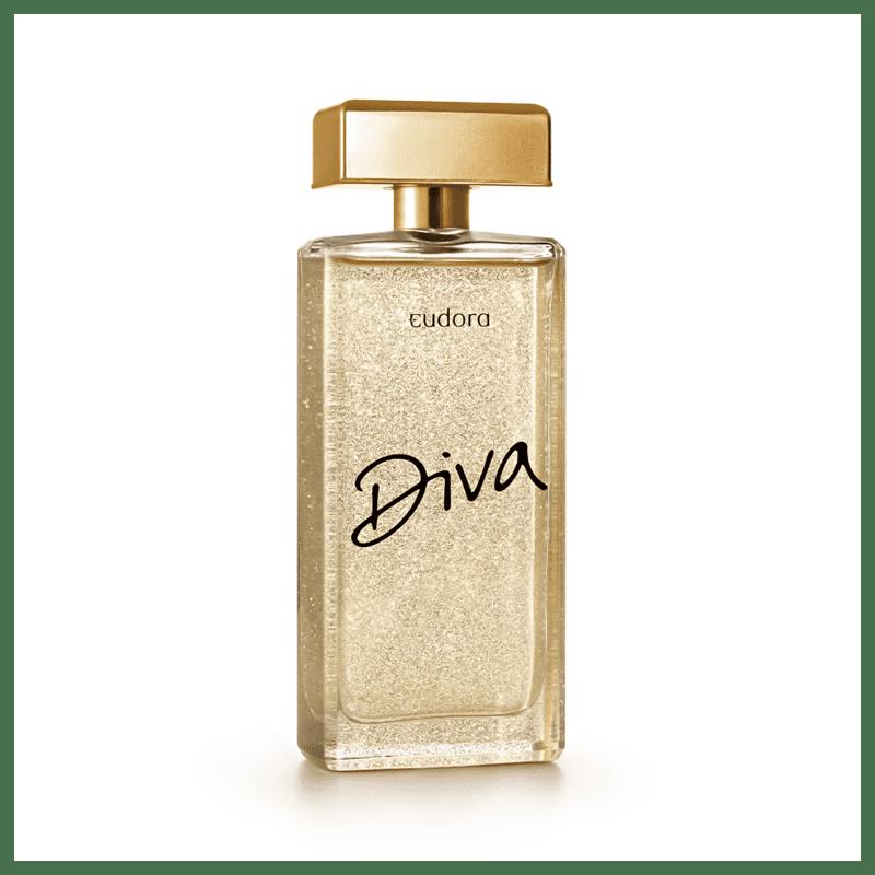 Colônia Desodorante Diva Especial 100ml