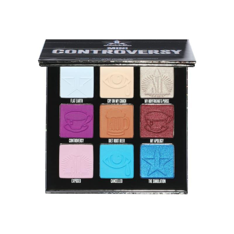 Jeffree Star Cosmetics Mini Controversy - Paleta de Sombras 9g