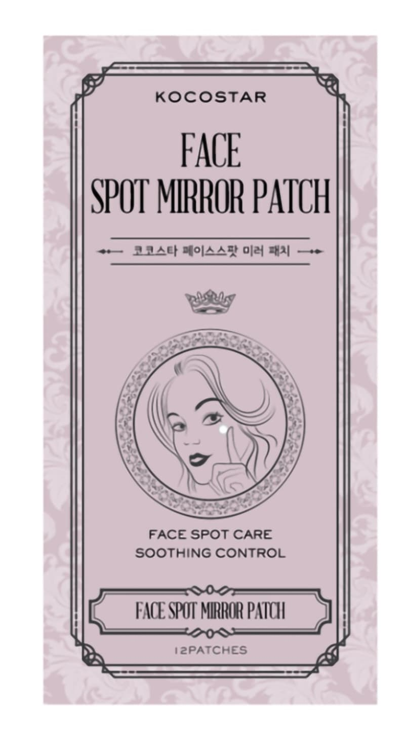 Kocostar Face Spot Mirror Patch – Adesivos para espinhas 15g