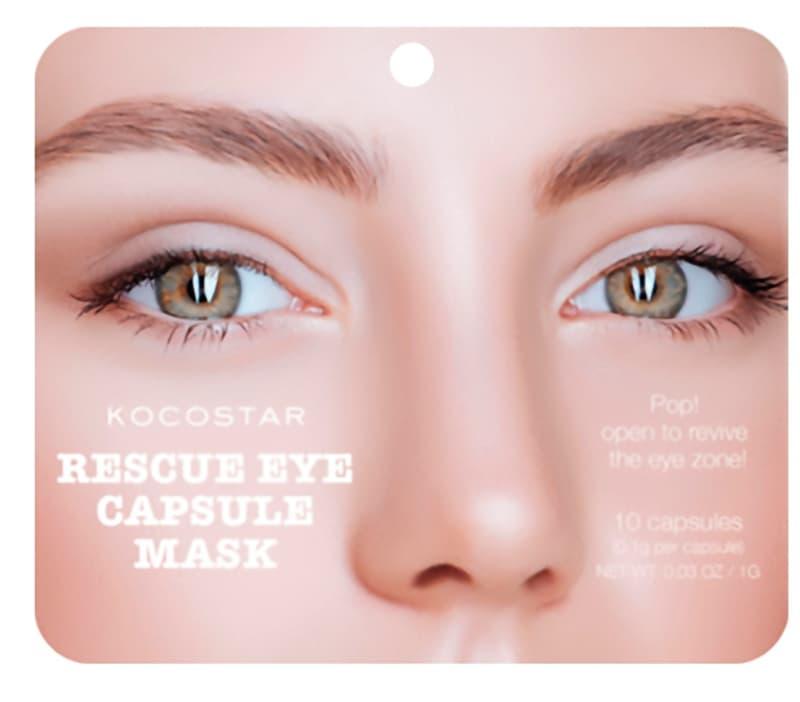 Kocostar Capsule Mask Rescue Eye - Cápsula sérum para olhos 5g