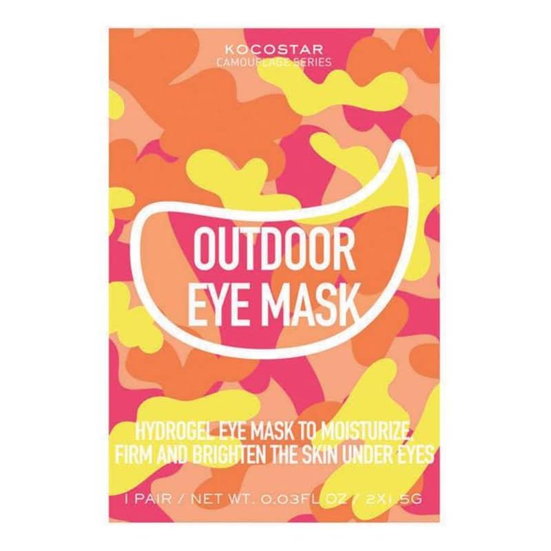 Kocostar Camouflage - Máscara Calmante e Tonificante de Olhos 5g
