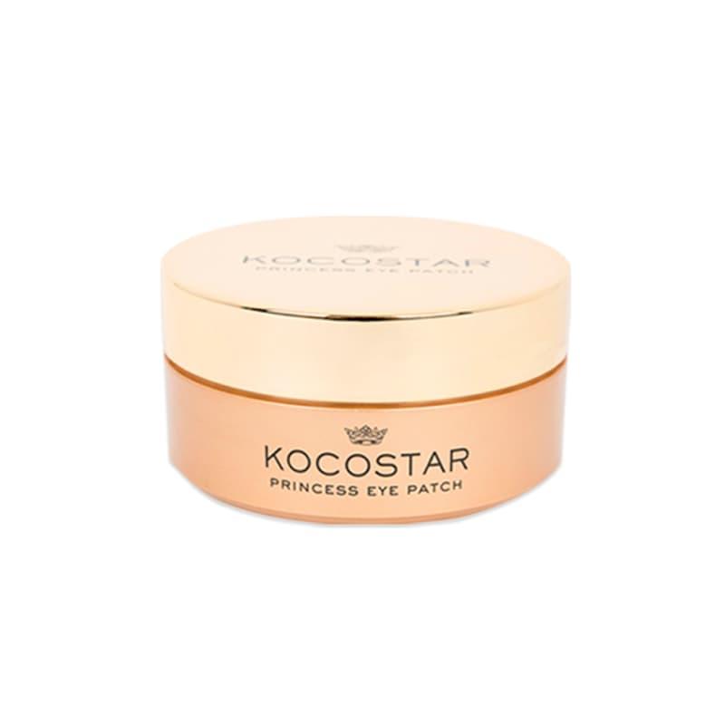Kocostar Princess Eye Patch Gold - Máscara para região dos olhos 200g