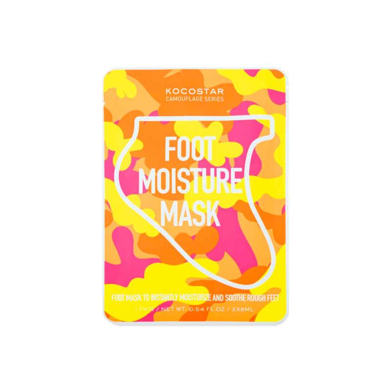 Kocostar Camuflage Foot Moisture Mask – Máscara para pés 35g