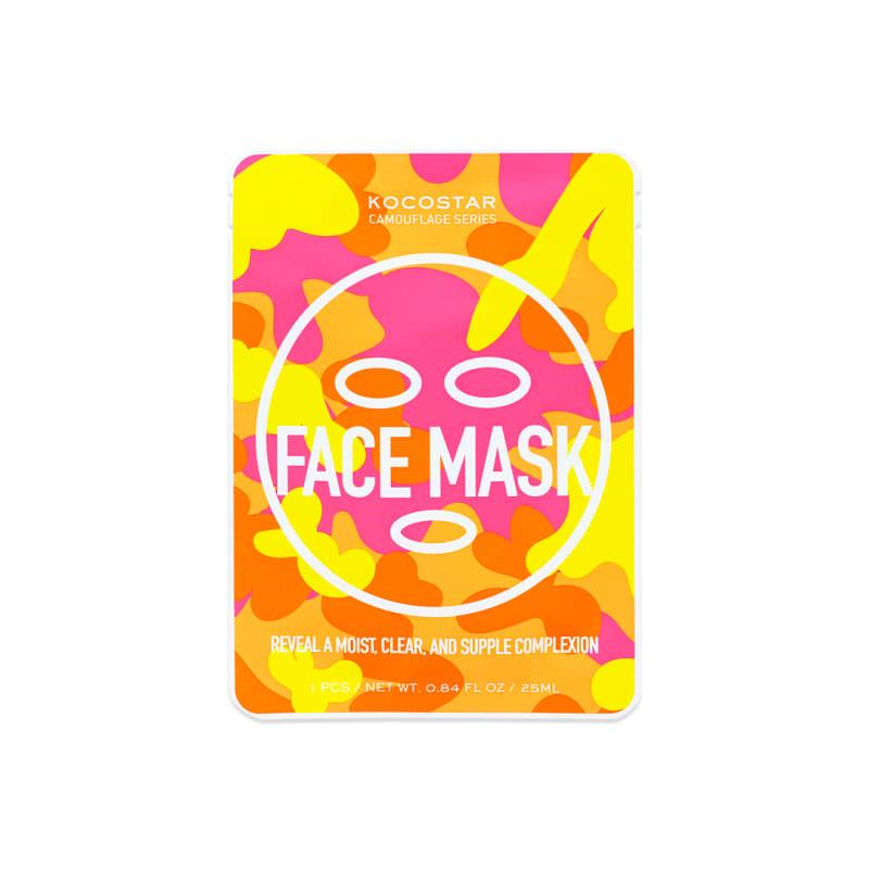 Kocostar Camuflage Face Mask – Máscara Facial 35g