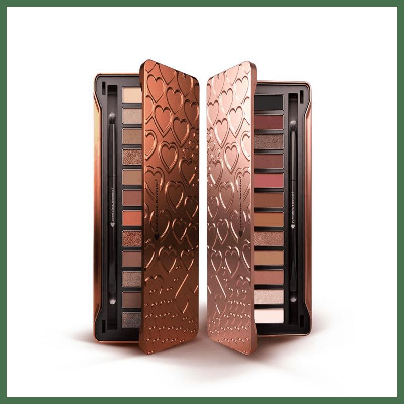 Kit Paleta de Sombras: Adoro Rosês + Adoro Bronzes