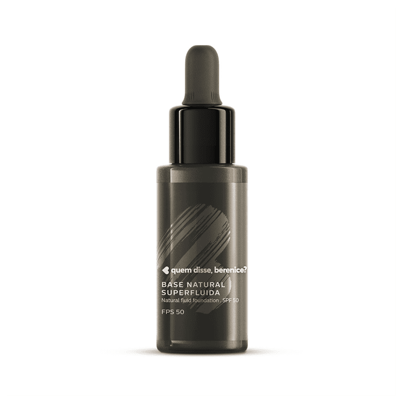 Base Natural Superfluida Cor 02Q - Base Líquida 30ml
