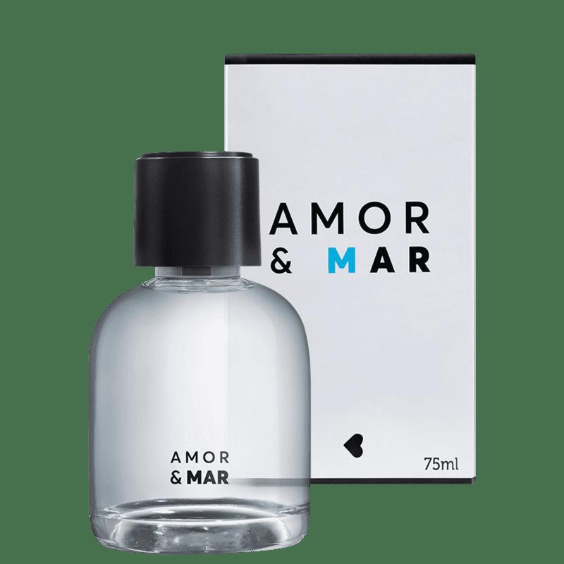 Amor e Mar Desodorante Colônia 75ml