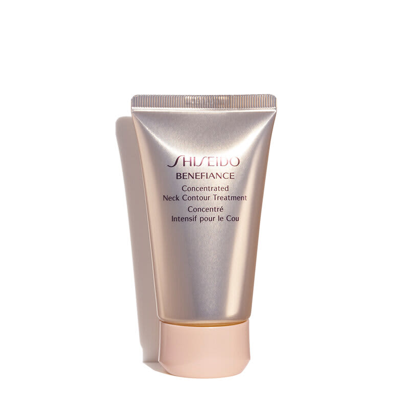 Shiseido Benefiance Concentrated - Creme para Pescoço e Colo 50ml