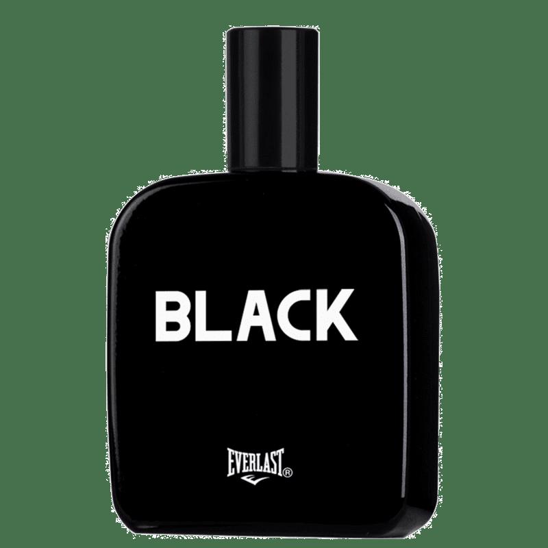 Black Everlast Eau de Cologne - Perfume Masculino 100ml