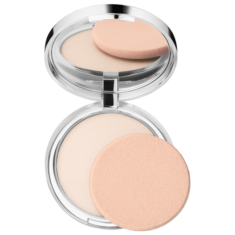 Clinique Stay Matte Sheer Pressed Powder Stay Buff - Pó Compacto Matte 7,6g