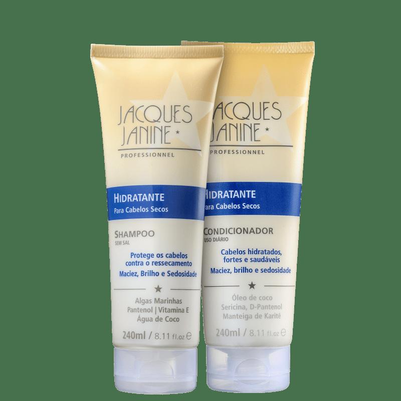 Kit Jacques Janine Professionnel Hidratante Duo (2 Produtos)