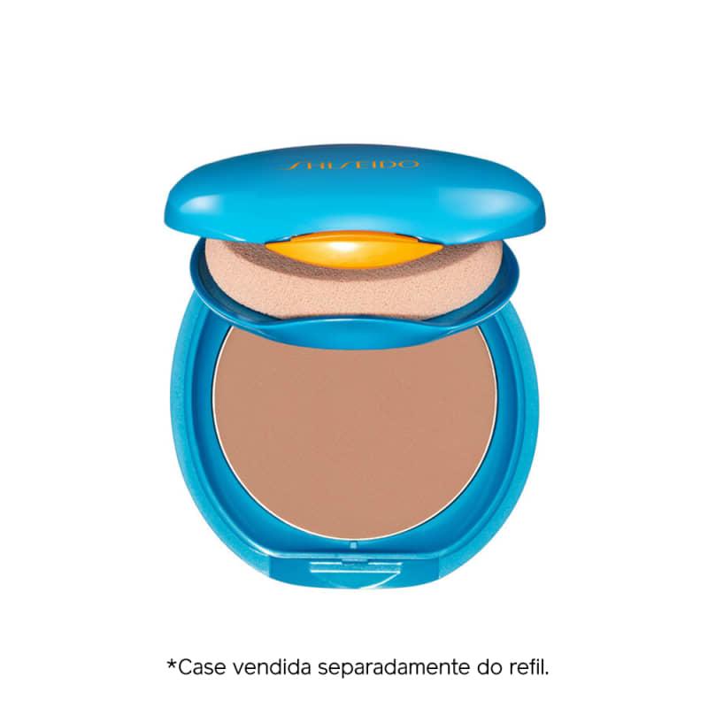 Shiseido UV Protective Compact Foundation Light Ochre - Protetor Solar Facial Compacto FPS 35 Refil 12g