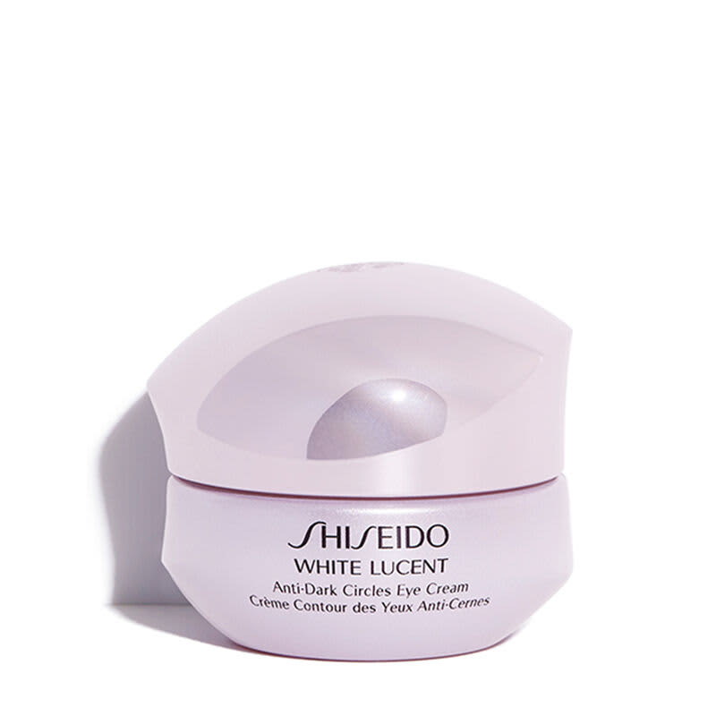 Shiseido White Lucent Anti-Dark Circles Eye Cream - Creme de Olhos Clareador 15ml