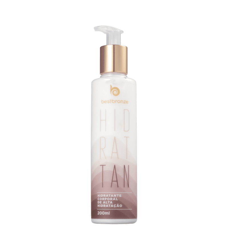 Best Bronze Hidrattan - Hidratante 200ml