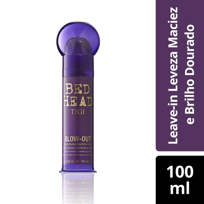 Creme de Brilho Bed Head Blow-Out 100ml