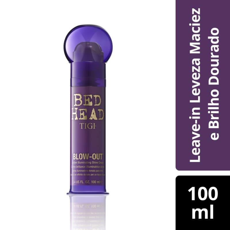 Creme de Brilho Bed Head Blow-Out 100ml