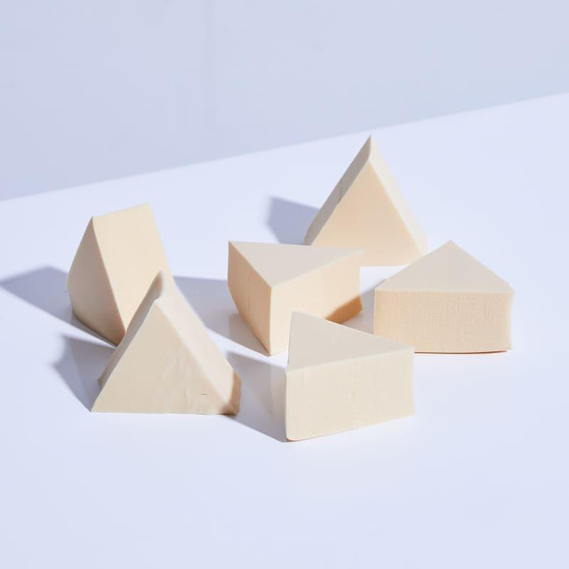 Beauty Charm - Esponja para Base (6 Unidades)