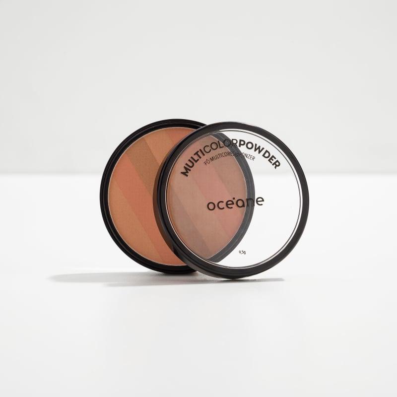 Multicolor Bronzer - Pó 3 em 1