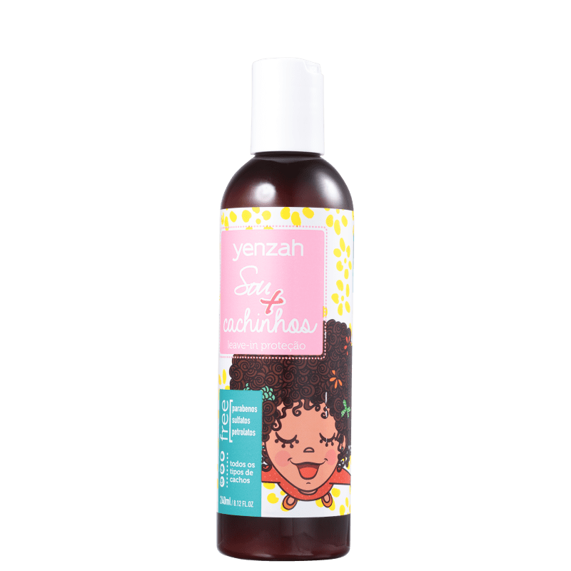 Yenzah Sou+Cachos Cachinhos - Leave-in Infantil 240ml