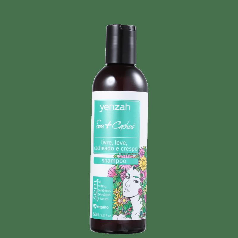 Yenzah Sou+Cachos - Shampoo Low Poo 240ml