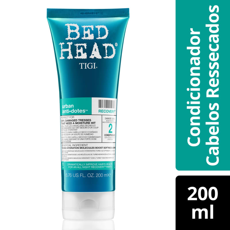 Condicionador Bed Head Recovery Urban Anti+Dotes 2 200ml