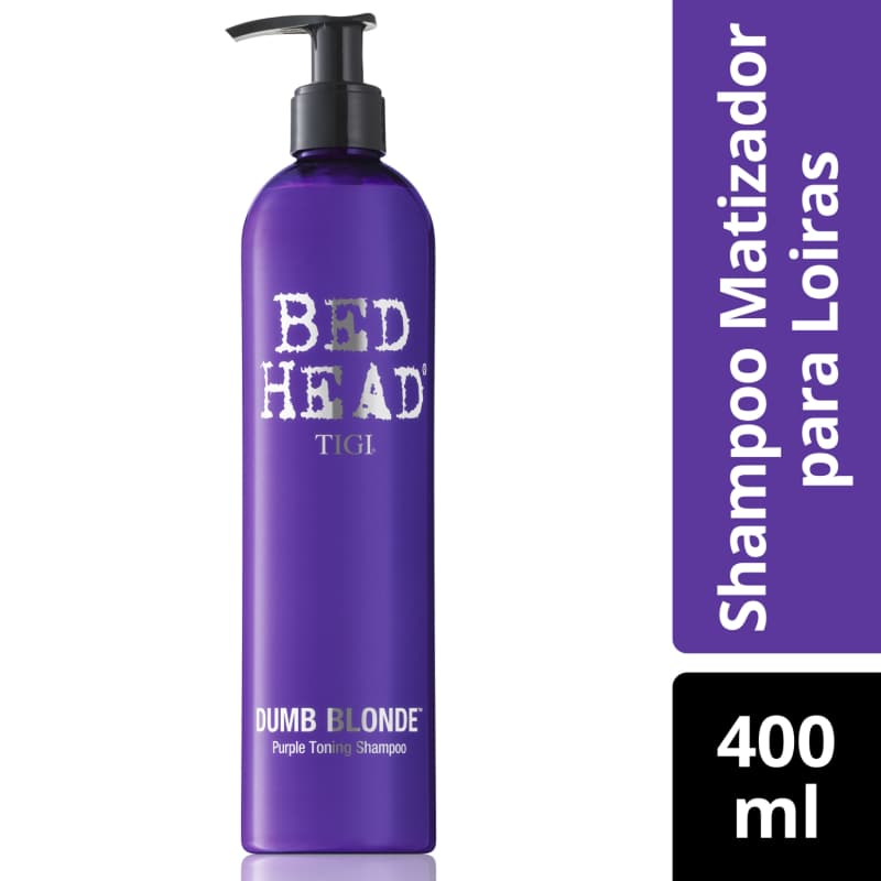 Shampoo Bed Head Dumb Blonde 400ml