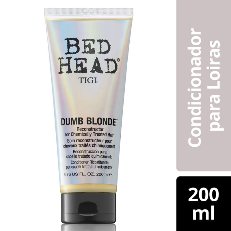 Máscara de Reconstrução Bed Head Dumb Blonde Reconstructor 200ml