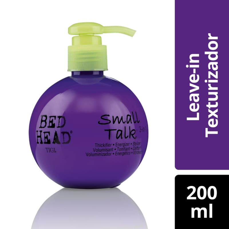 Creme Volumador Bed Head Small Talk 200ml
