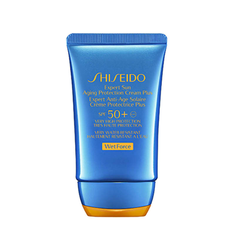 Shiseido Expert Sun Aging Protection Cream SPF50+ - Protetor Solar Facial 50ml