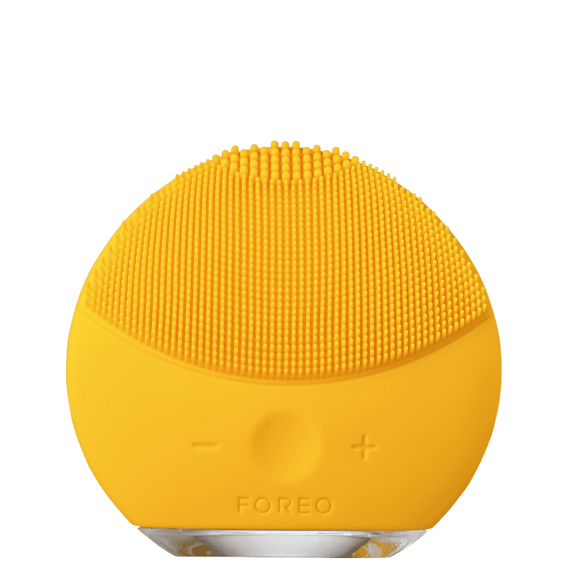 FOREO Luna Mini 2 Sunflower Yellow - Escova de Limpeza Facial