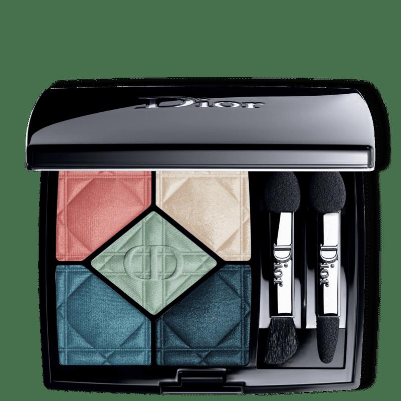 Dior 5 Couleurs Palette Fards À Paupieres 357 Electrify - Paleta de Sombras 7g