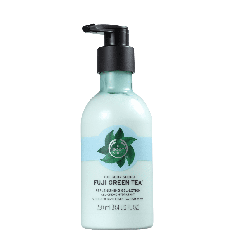 The Body Shop Fuji Green Tea - Loção Corporal 250ml