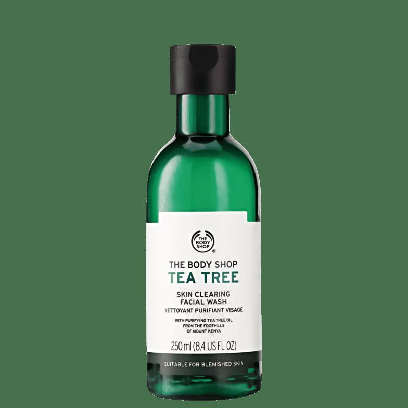 The Body Shop Tea Tree Skin Clearing - Gel de Limpeza 250ml