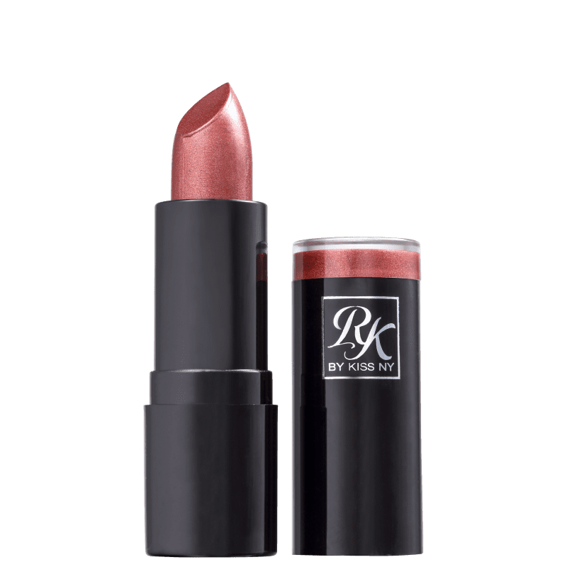 Kiss New York Ruby Kisses Toxic - Batom Cintilante 3,5g
