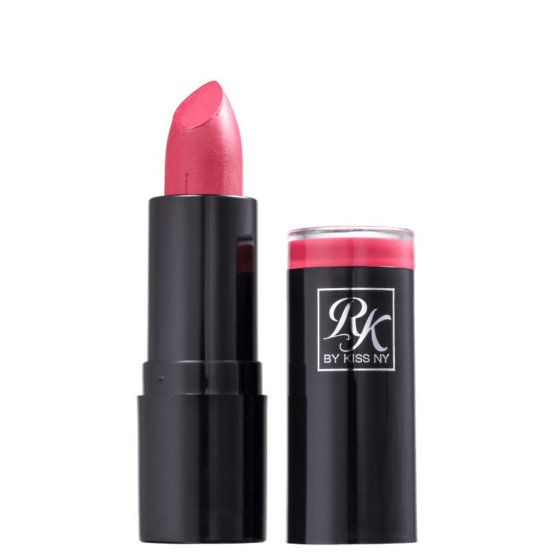 Kiss New York Ruby Kisses Última Chance - Batom Cremoso 3,5g