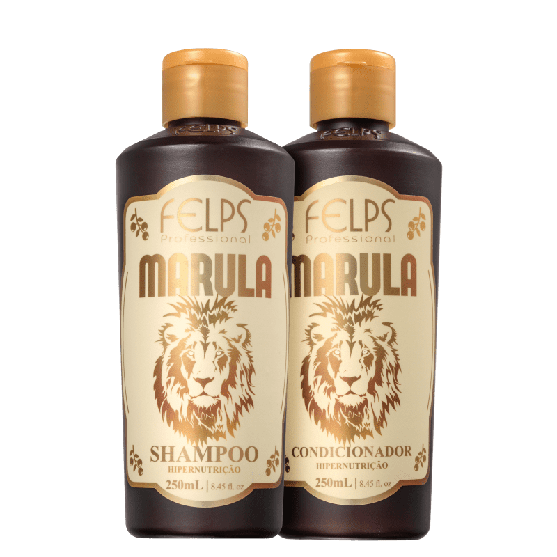 Kit Felps Profissional Marula Duo  (2 Produtos)