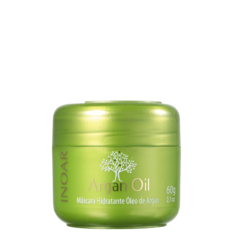 Máscara Argan Oil System 60g