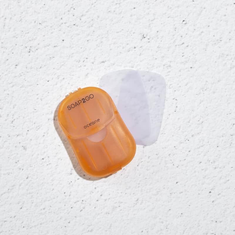 Soap2Go Jasmim - Sabonete em folhas 30un