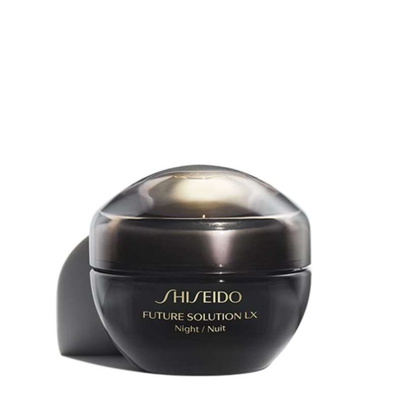 Shiseido Future Solution LX Total Regenerating - Creme Anti-Idade Noturno 50ml