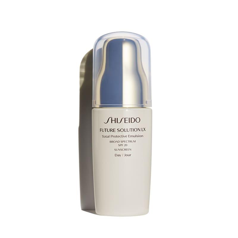 Shiseido Future Solution LX Total Protective SPF20 - Emulsão Hidratante Facial 75ml