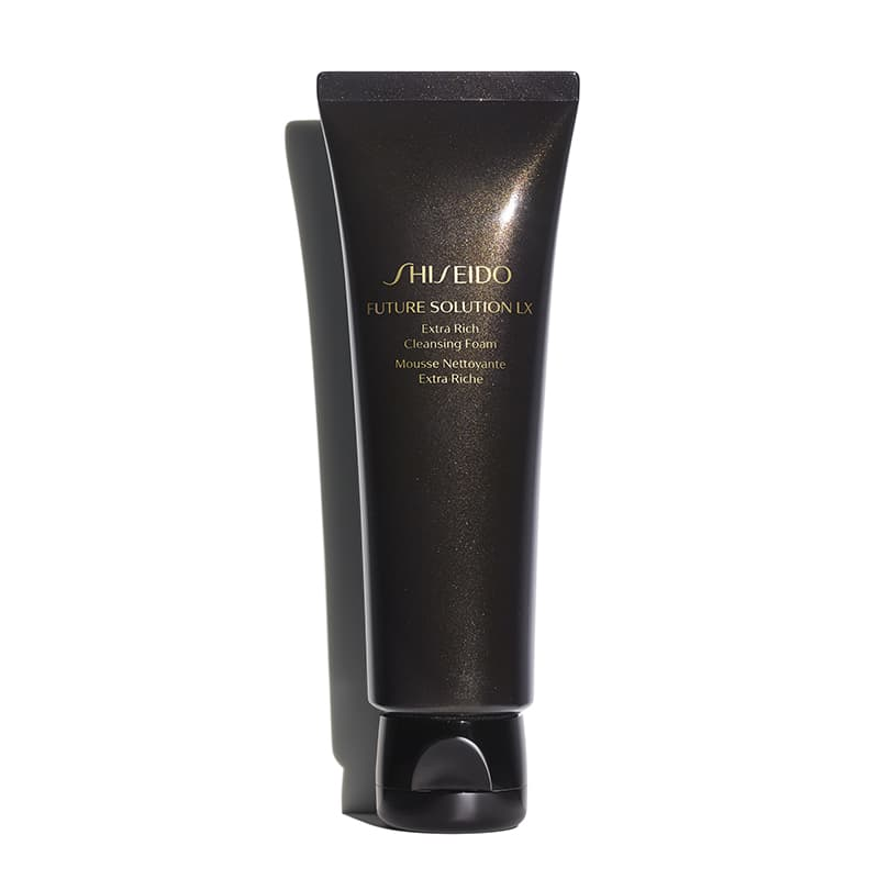 Shiseido Future Solution LX Extra Rich - Espuma de Limpeza Facial 125ml